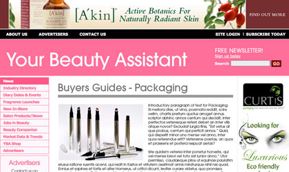 Your Beauty Assistant